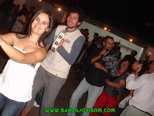 Baile Serrano, Bandas de baile, contactos, Bandas