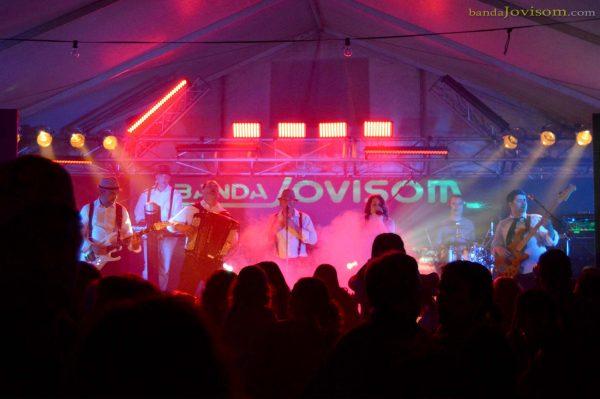 Banda Jovisom, Cernache, Festa Cernache, Bandas, Bailes, grupos musicais, baile de verão, festas, conjuntos